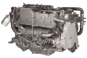 Yanmar 6LP-STP2, 315 HP watercooled diesel engine