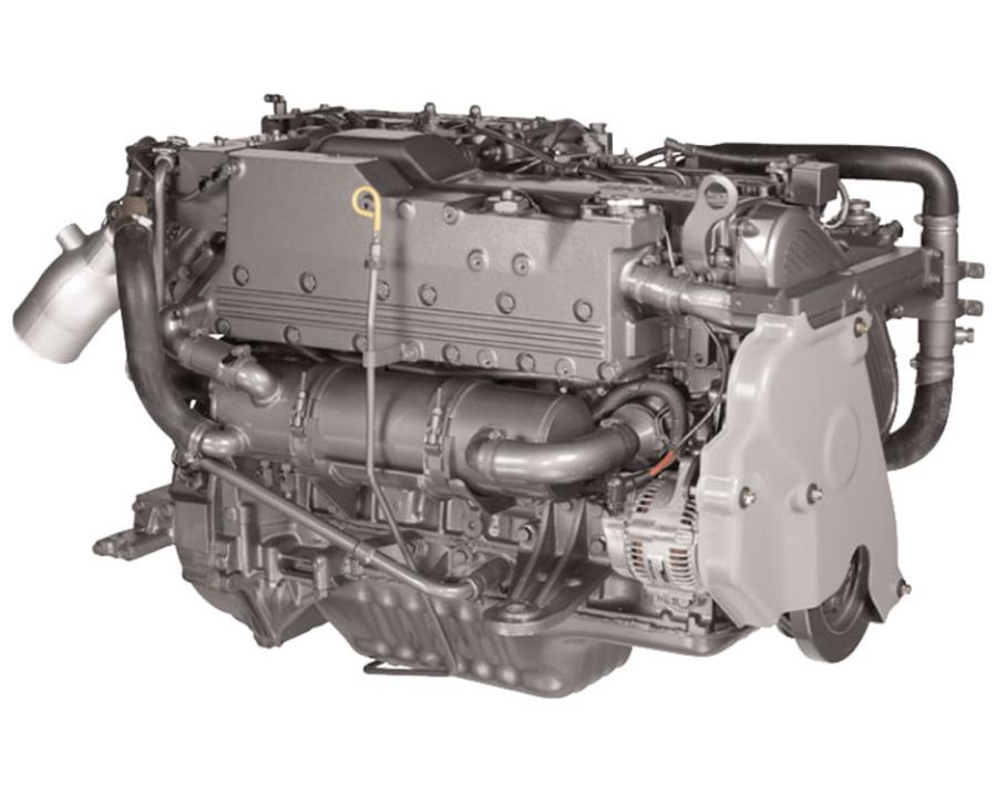 propulsion nano yanmar 6lp stp2 315 hp watercooled diesel engine