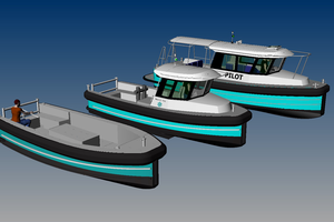 The NANO workboats solve your problem!